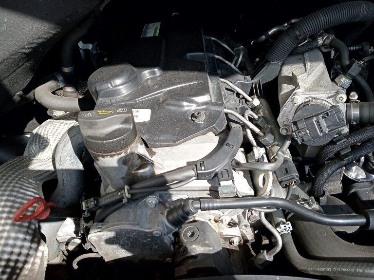 Двигатель Mercedes-Benz Sprinter Classic 411 OM646 CDI A6460103801 Евро 5