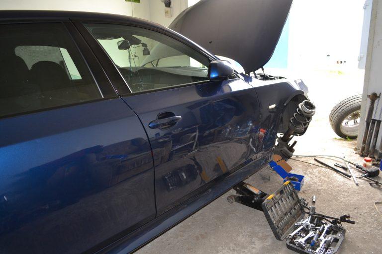 Амортизаторы BMW 5 E60 SACHS (02-10) 2.0-5.0