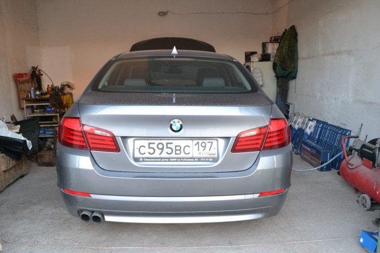 Амортизаторы BMW 5 (F10) SACHS