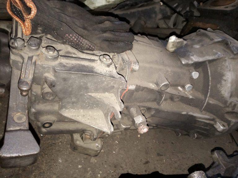 Коробка передач Форд Транзит 2.4 гудит